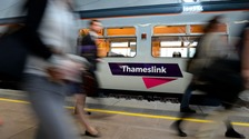 Thameslink services between Bedford and London St Pancras International were affected.