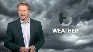 Monday's weather for the west of the region