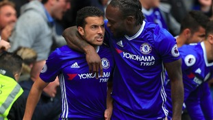 Pedro: Man United win shows Chelsea can fight for title