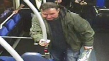 CCTV appeal after girl inappropriately on bus