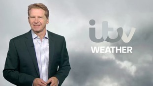 Monday afternoon's weather for the west of the region