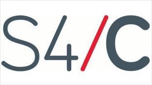 The S4C logo