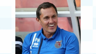 Shrewsbury Town confirm Paul Hurst as new manager