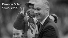Memorial match honours Eamonn Dolan - 'a true Exeter City legend'