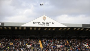 Tax officials withdraw petition to wind up Notts County
