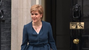 Sturgeon says UK government is floundering over plans for Brexit