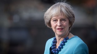 Theresa May met with Arlene Foster and Martin McGuinness on Monday.