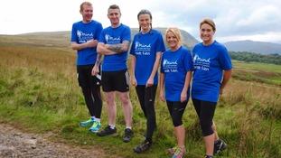 Marathon hopefuls pledge £10k for mental health charity