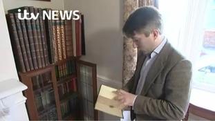 Man jailed for life after murdering antique dealer for rare £50k book