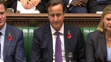 David Cameron suffered his first significant Commons defeat as Prime Minister