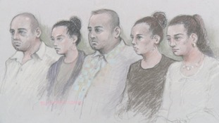 Organised crime gang guilty of using men as slaves