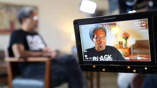 Albert Woodfox told ITV's On Assignment that Donald Trump has given racism a 'mainstream voice'.
