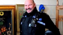 Building named for PC who 'made a difference with each and every step of his beat'