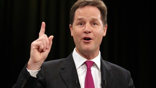 Deputy Prime Minister Nick Clegg has said rebel Tories will not force the European Union (EU) to cut spending.