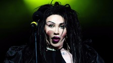 Tributes paid to 'true visionary' Pete Burns