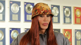 Tributes paid to 'true pop icon' Pete Burns