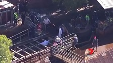 Four people dead after accident at Australian theme park
