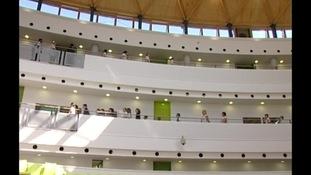 Marlowe Academy - interior