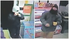Police launch CCTV appeal following Cardiff shop robbery