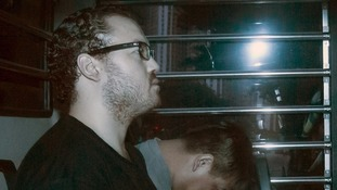 Chilling mobile video shown at British banker's Hong Kong trial