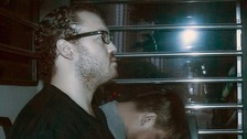 Chilling 'murder' video shown at British banker's trial