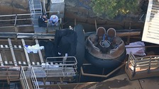 Four dead after accident at Australian theme park