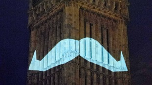 More than £22 million was raised during Movember for charities last year.