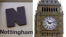 'Nottingham in Parliament Day' takes over Westminster