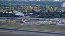 Third Heathrow runway given green light