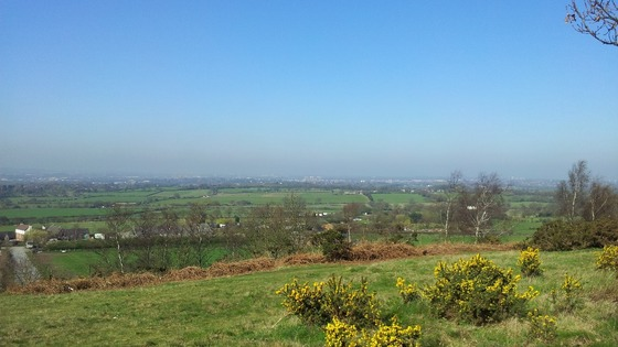 View from Barr Beacon, Walsall