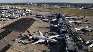 The planned third runway at Heathrow Airport is unlikely to be operational before 2025.