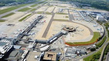 Heathrow: Government wants to show UK 'open for business'