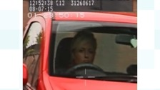 Speeding driver caught on camera refused to admit guilt