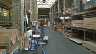 Firm to keep 'unique character' around timber yard.
