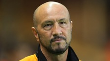 The Italian, who replaced Kenny Jackett in July, looks to have departed Molineux after a series of bad results.