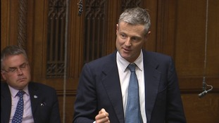 Zac Goldsmith tells the House of Commons: Heathrow expansion 'wrong, doomed and undeliverable'