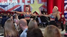 Auditions taking place for Britain's Got Talent