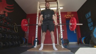 Fitness instructor Phil Carleton only took up powerlifting this summer - now he's world champion
