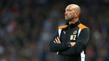 Walter Zenga sacked from Wolves after three months