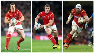 Wales hopeful George North, Scott Williams and Jake Ball will recover for autumn series