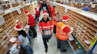 Royal Mail to create almost 700 jobs in Midlands this Christmas