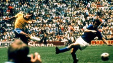 Brazil's 1970 World Cup captain Carlos Alberto dies