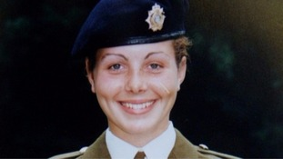 The parents of Private Cheryl James have been given an award by human rights group Liberty