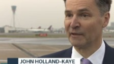 """Heathrow Chief Executive: """"A great day for the country"""""""