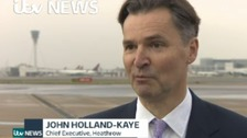 "Heathrow Chief Executive: ""A great day for the country"""