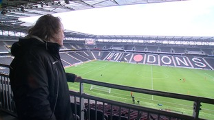 MK Dons chairman reveals more than 200 people have already applied for manager's job