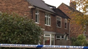 Two bodies found in house after fire on Sunday