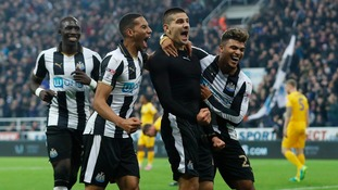 League Cup match report: Newcastle 6-0 Preston