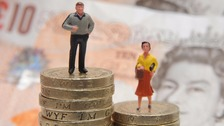 UK lagging behind in gender equality