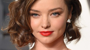 Man charged with stabbing security guard at supermodel Miranda Kerr's LA home